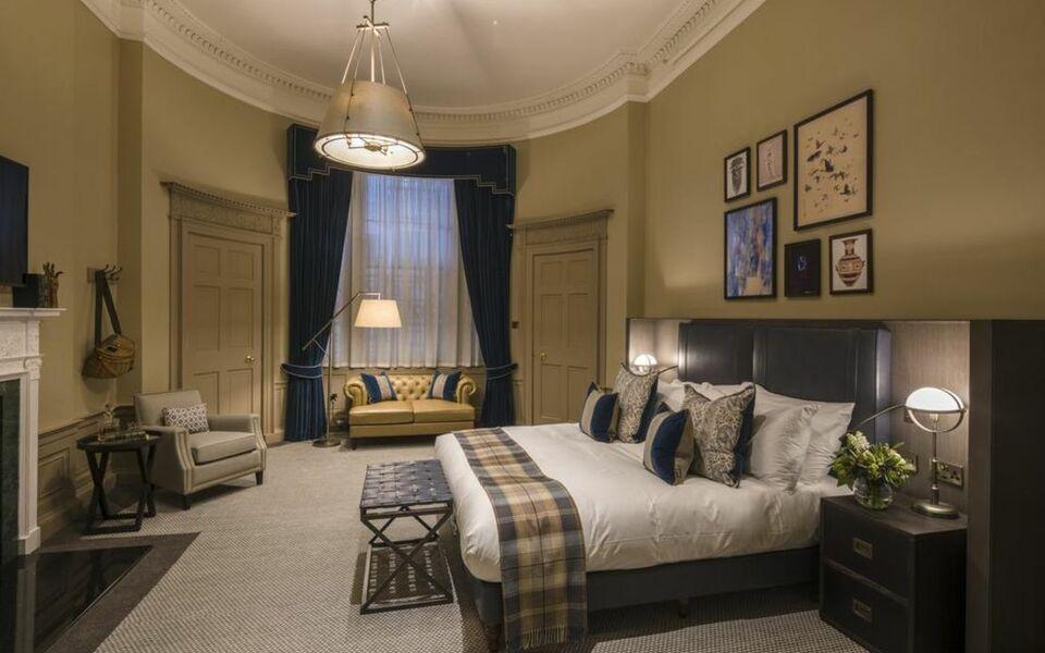 The principal edinburgh charlotte square a design for Charlotte nc boutique hotels