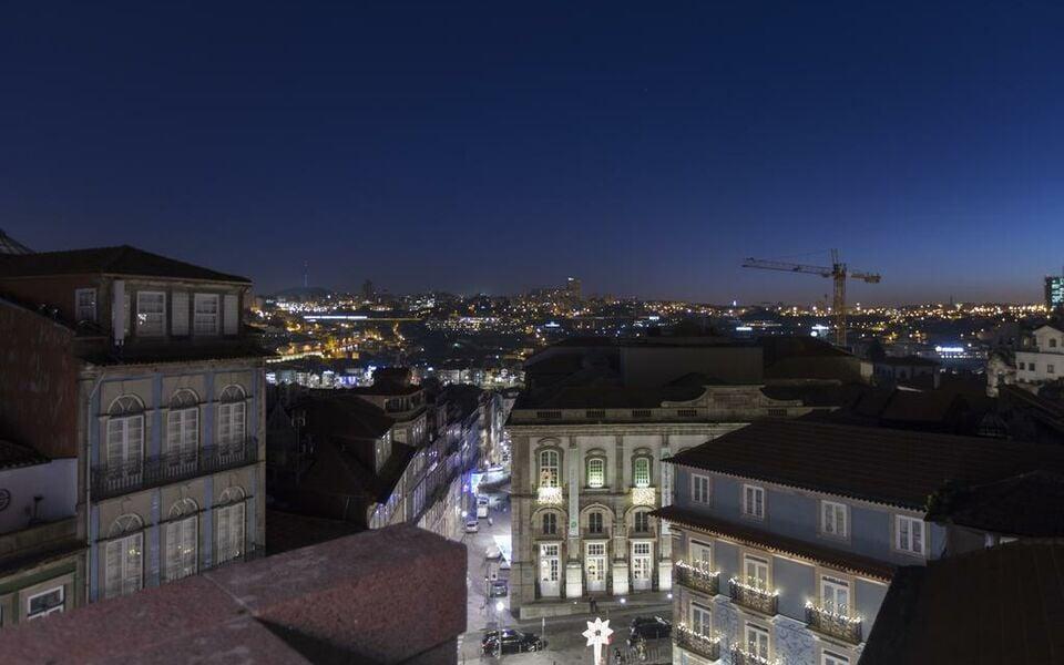 M maison particuli re porto a design boutique hotel porto for Porto design hotel