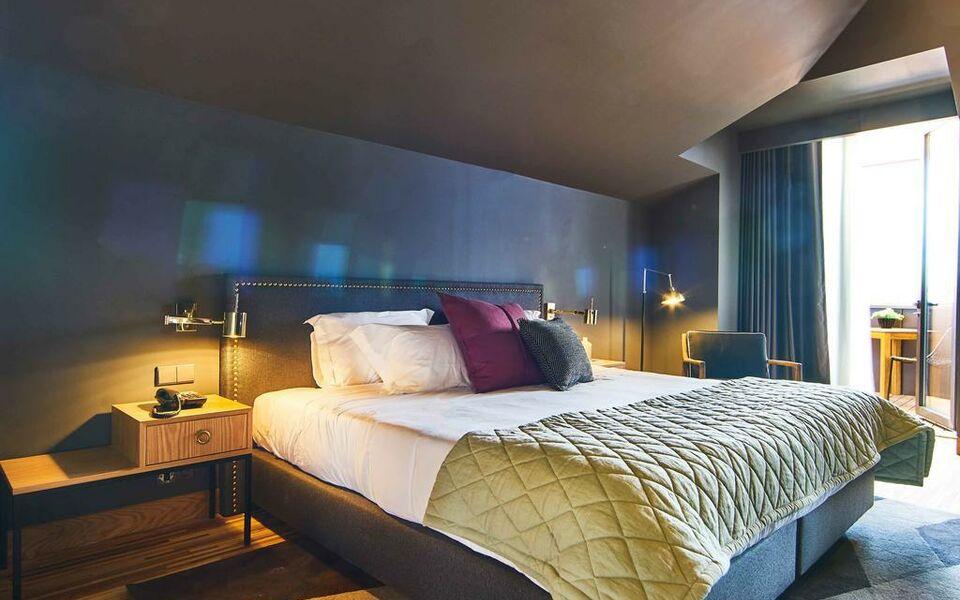 Torel avantgarde a design boutique hotel porto portugal for Porto design hotel