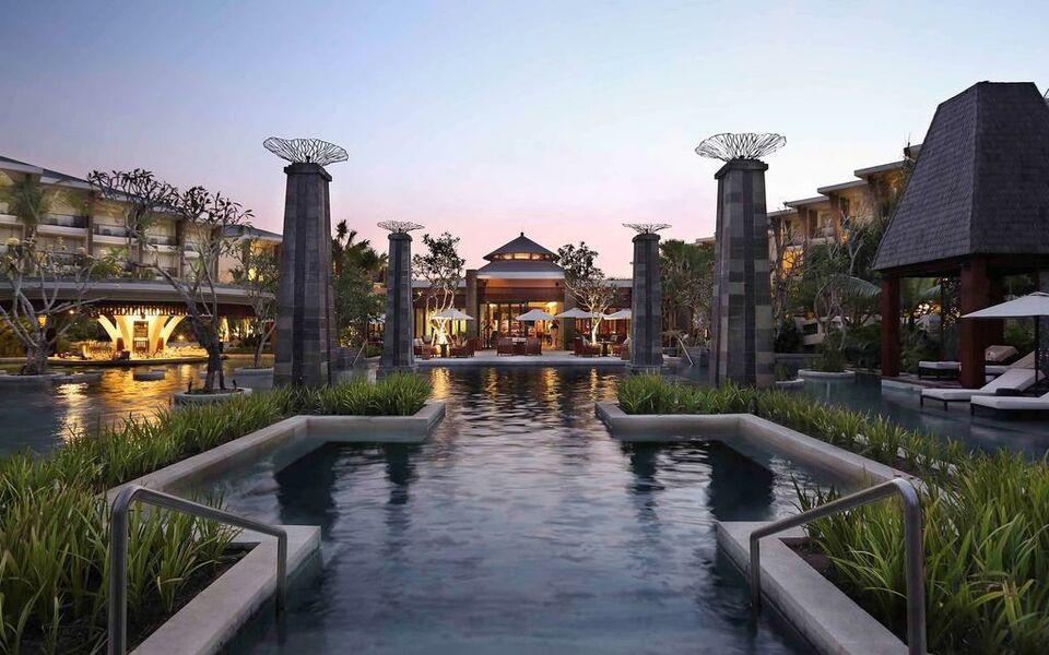 Nusa Dua Beach Hotel And Spa Reviews