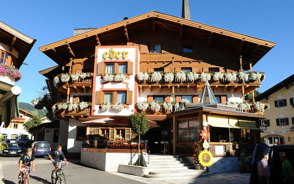 Eder lifestyle hotel a design boutique hotel maria alm for Boutique hotel am meer