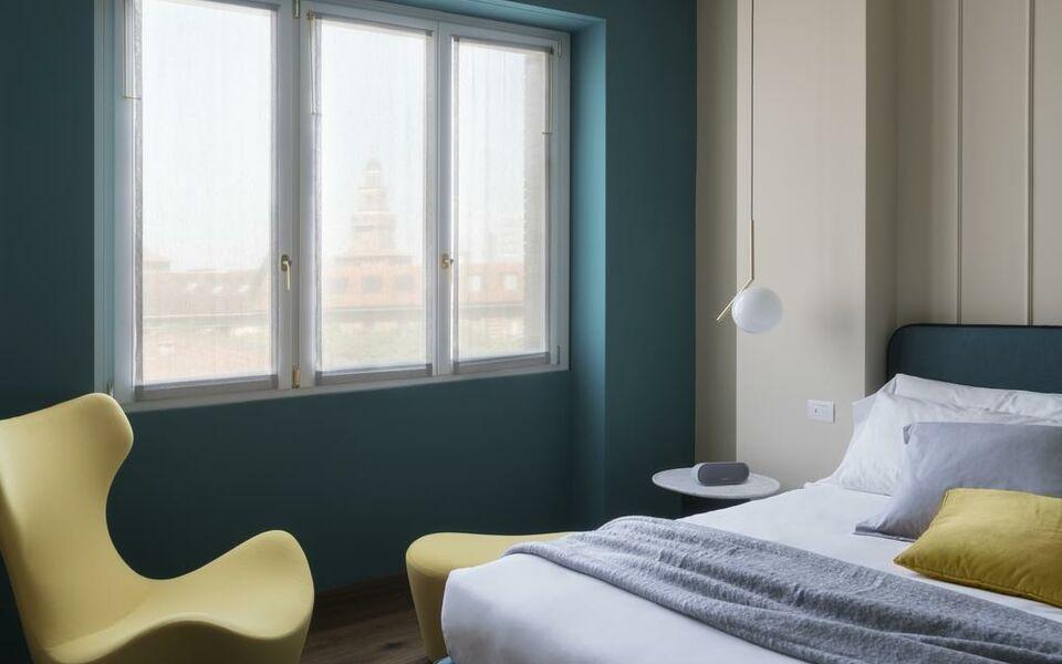 cusani apartments mailand italien. Black Bedroom Furniture Sets. Home Design Ideas