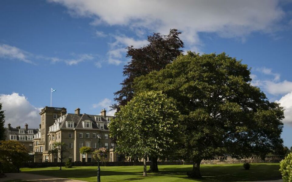 The Gleneagles Hotel, Auchterarder (1)