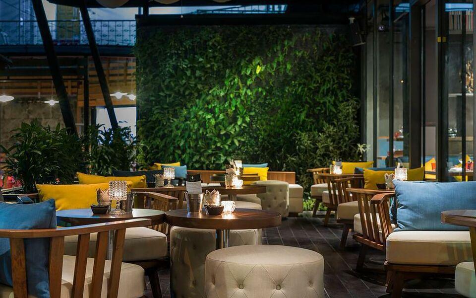 Hotel g yangon a design boutique hotel yangon myanmar for Design hotel yangon