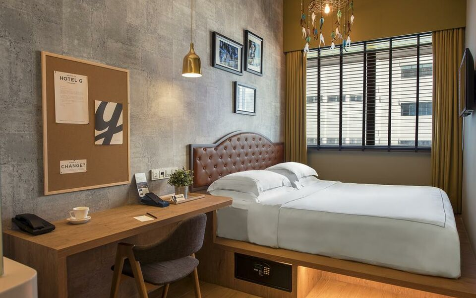Hotel g singapore a design boutique hotel singapore for G design hotel
