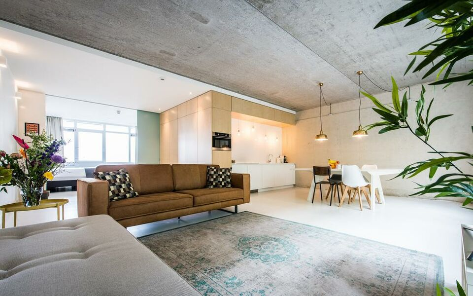 Houthavens Serviced Apartments, Amsterdam (1)