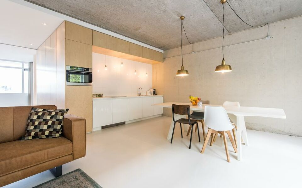 Houthavens Serviced Apartments, Amsterdam (2)