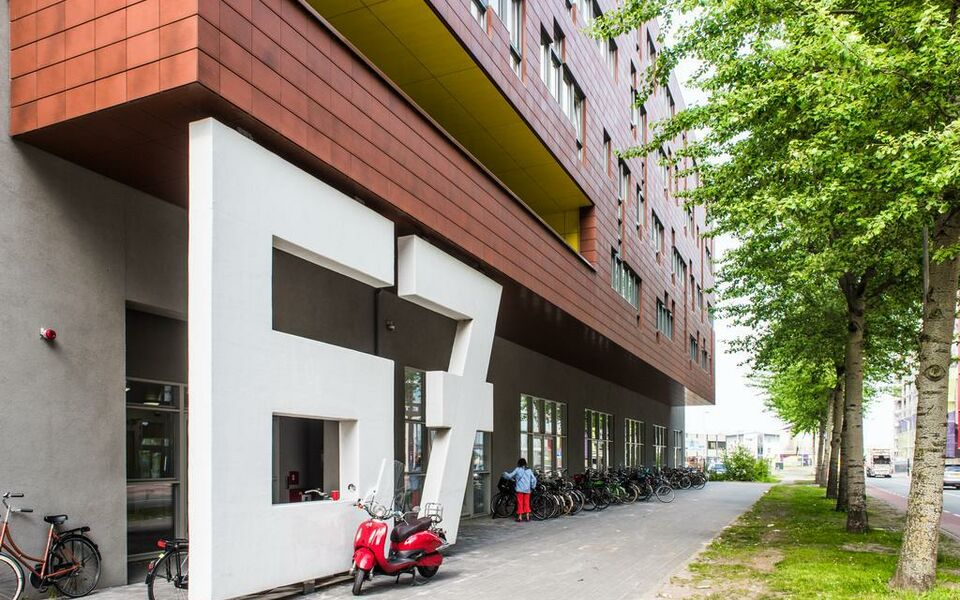 Houthavens Serviced Apartments, Amsterdam (3)