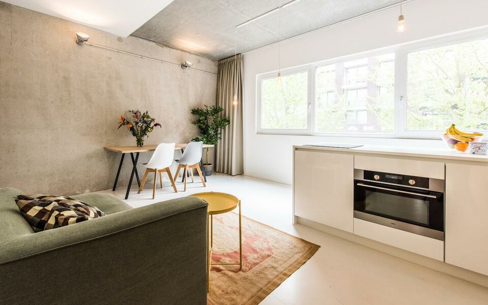 Houthavens Serviced Apartments, Amsterdam (5)