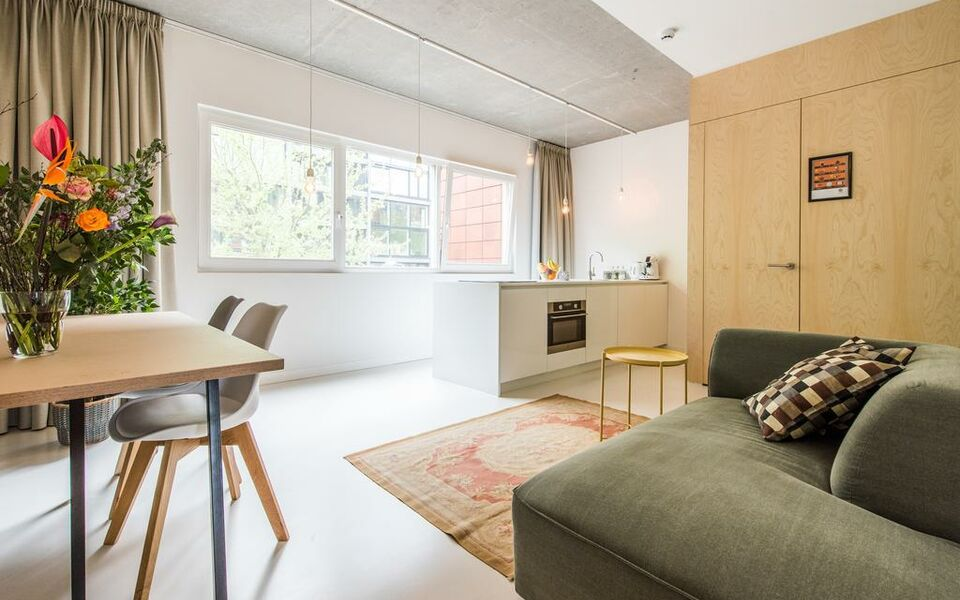 Houthavens Serviced Apartments, Amsterdam (7)