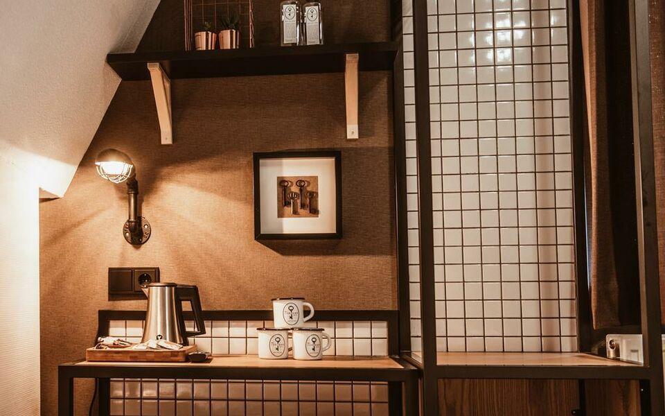 Mr jordaan a design boutique hotel amsterdam netherlands for Design apartment jordaan