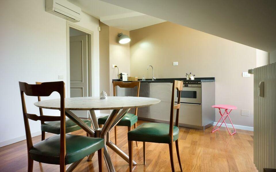 Brera apartments in duomo milan italie my boutique hotel for Brera appartamenti