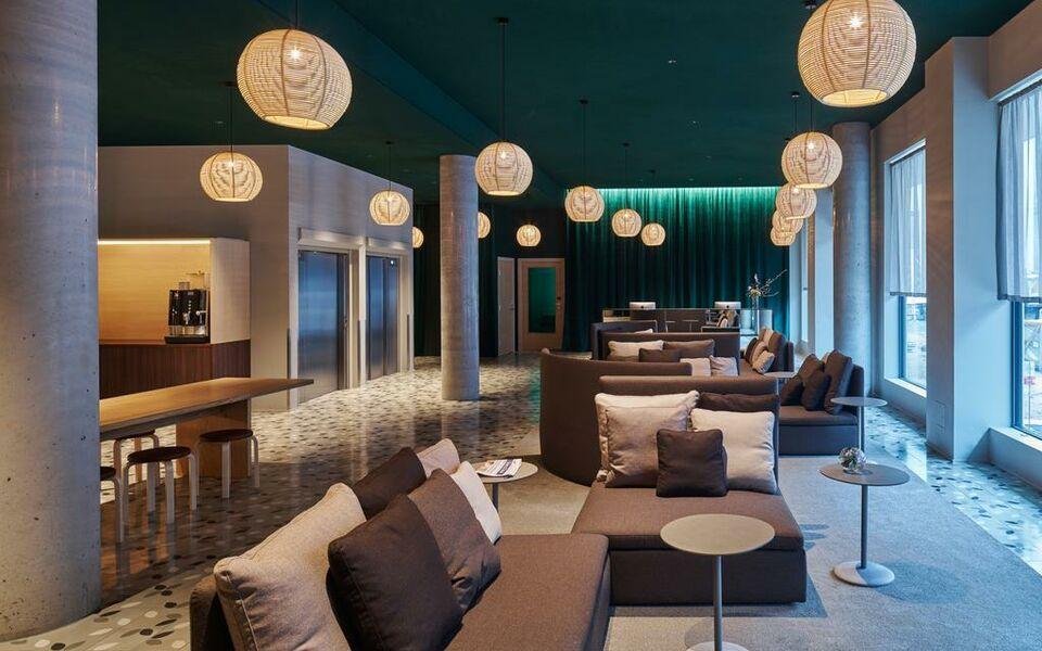 Zander k hotel a design boutique hotel bergen norway for Design hotel berge