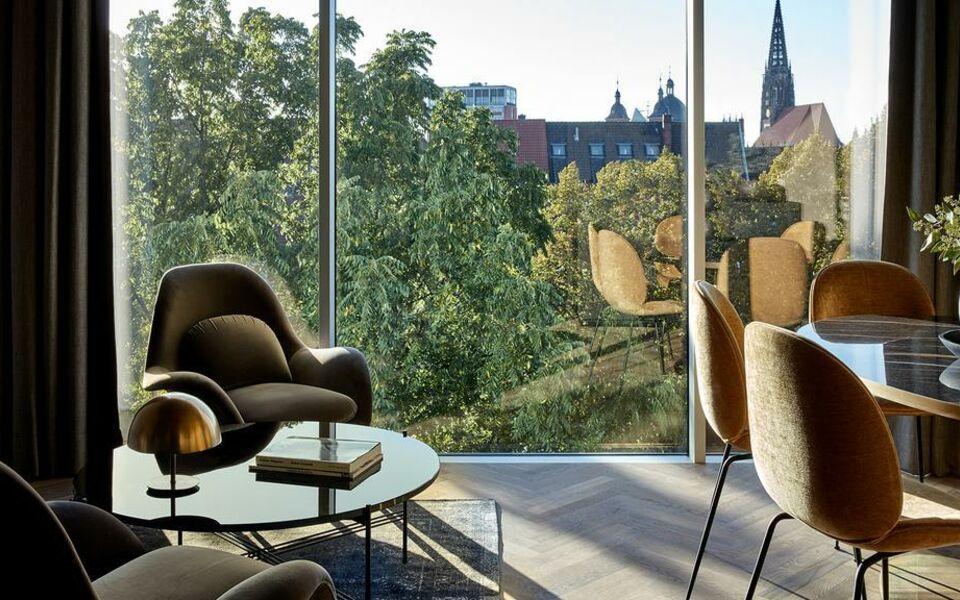 mauritzhof hotel m nster m nster allemagne my boutique hotel. Black Bedroom Furniture Sets. Home Design Ideas