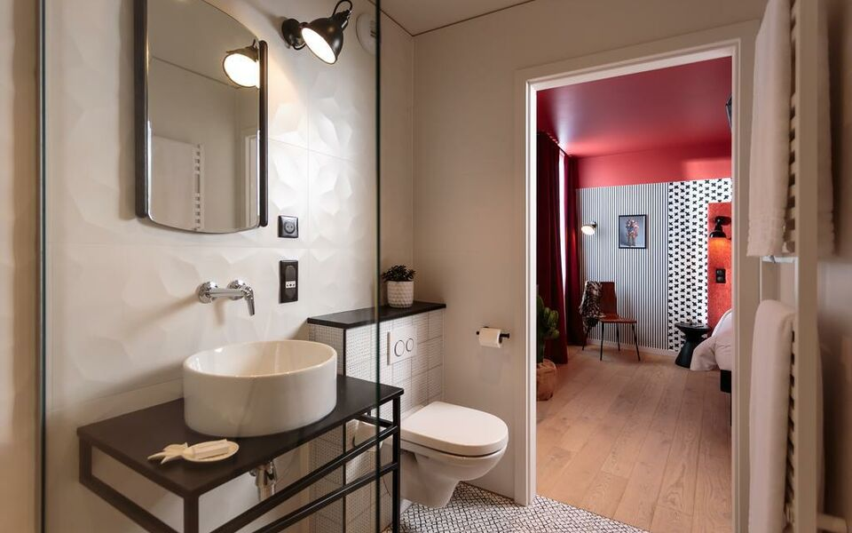 Boma A Design Boutique Hotel Strasbourg France