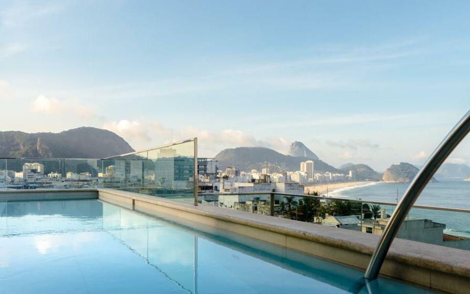 Ritz copacabana boutique hotel a design boutique hotel for Boutique hotel ritz