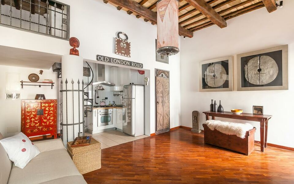 onefinestay - Centre of Rome private homes, Rome (26)