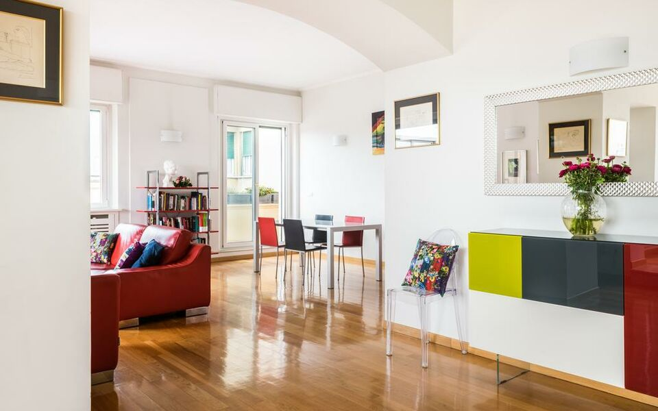 onefinestay - Centre of Rome private homes, Rome (29)