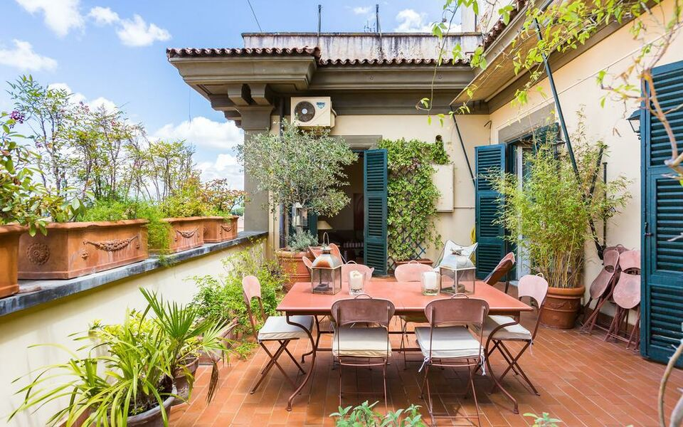onefinestay - Centre of Rome private homes, Rome (63)