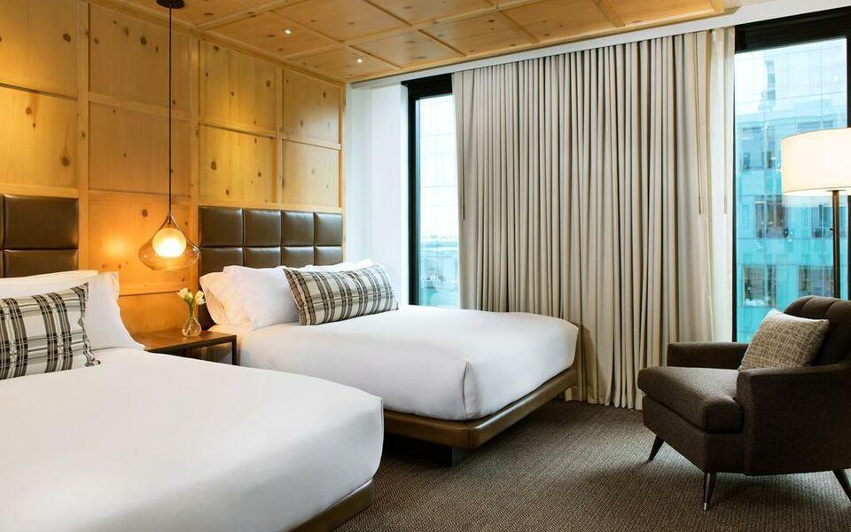 Kimpton hotel born a design boutique hotel denver u s a for Kimpton hotel decor