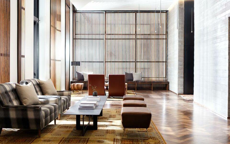 Kimpton hotel born a design boutique hotel denver u s a for Hotel monaco decor