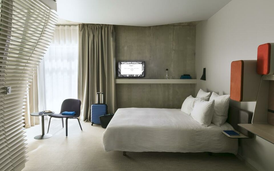 Okko hotels strasbourg centre a design boutique hotel for Hotel design strasbourg