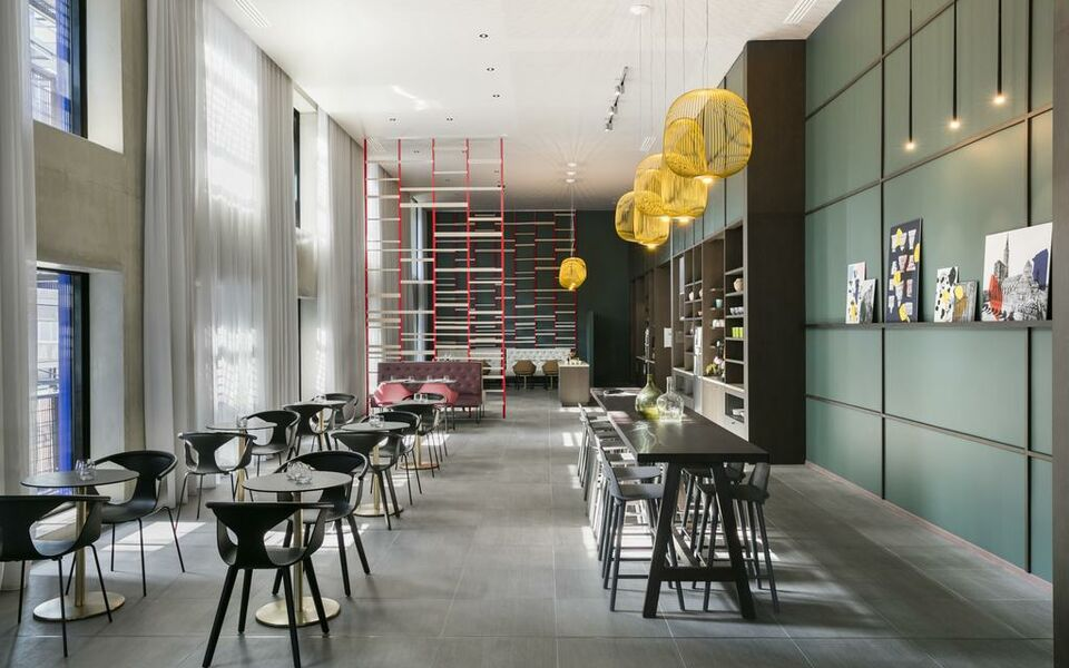 Okko hotels strasbourg centre a design boutique hotel for Hotel strasbourg design