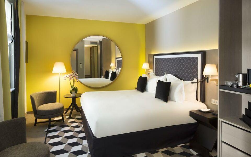 Boutique hotel des xv a design boutique hotel strasbourg for Hotel boutique france