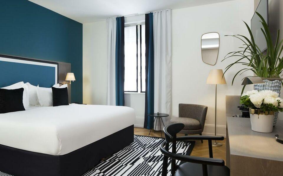 Boutique hotel des xv a design boutique hotel strasbourg for Design boutique hotels melle