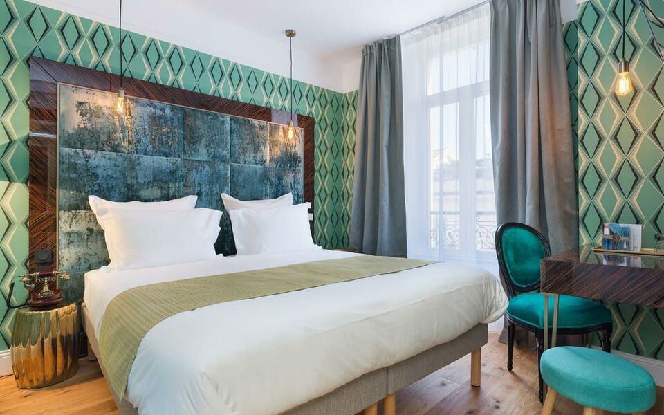 The jay hotel by happyculture nice france my boutique for Hotel boutique nice