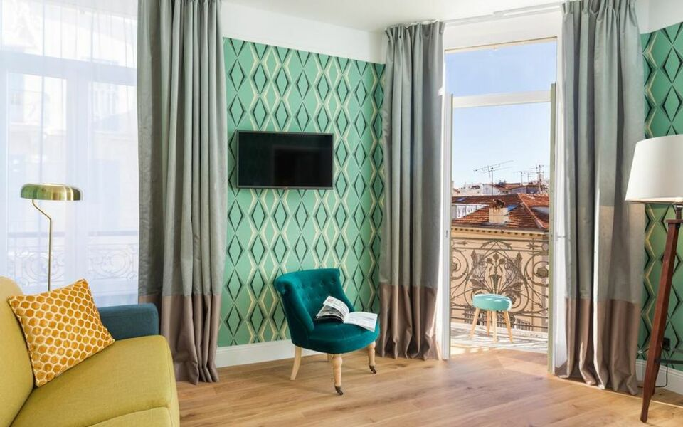 The Jay Hotel By Happyculture  Nice  France