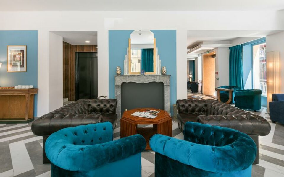 The jay hotel by happyculture a design boutique hotel for Boutique hotel nice france