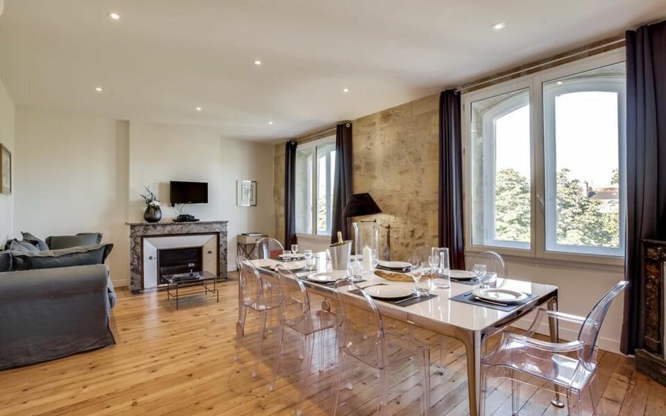 Appartements Place Gambetta - YBH, Bordeaux (3)