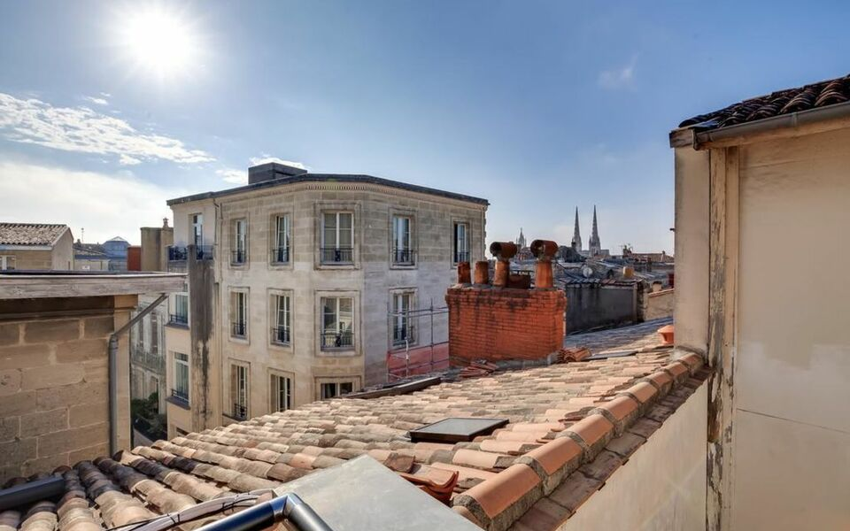 Appartements Place Gambetta - YBH, Bordeaux (2)