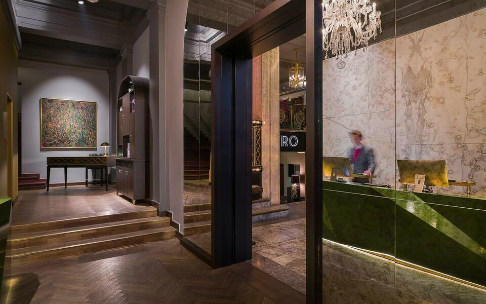 Hotel christiania teater a design boutique hotel oslo norway for Designhotel oslo