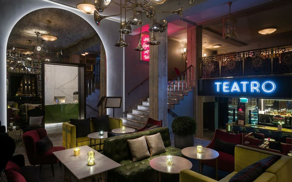 Hotel Christiania Teater A Design Boutique Hotel Oslo Norway