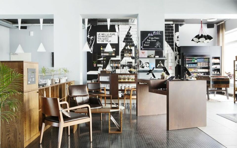 Comfort Hotel Xpress Youngstorget A Design Boutique Hotel