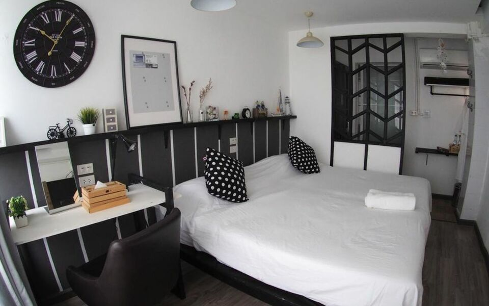 Jetty huahin hostel a design boutique hotel hua hin thailand for Design hotel hua hin