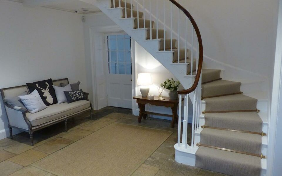 B and B at Witney House, a Design Boutique Hotel Witney, United Kingdom