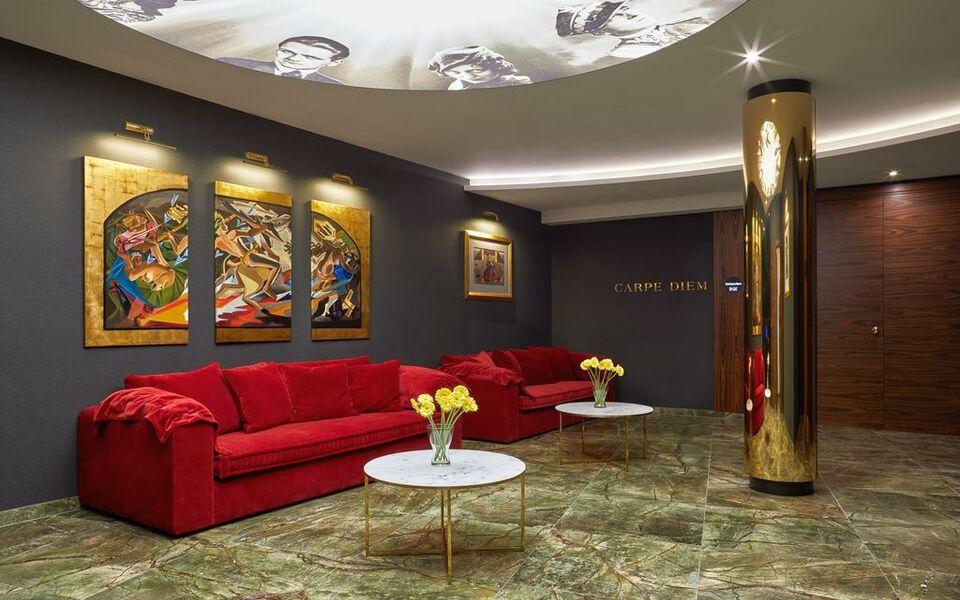 Inx design hotel krak w polen for Design boutique hotel nuremberg