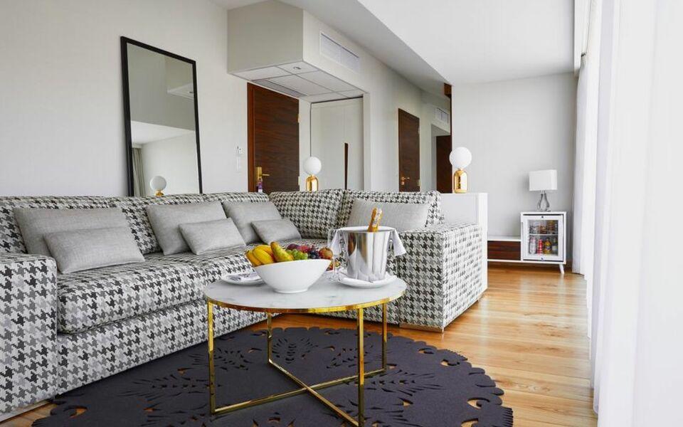 inx design hotel a design boutique hotel krak w poland