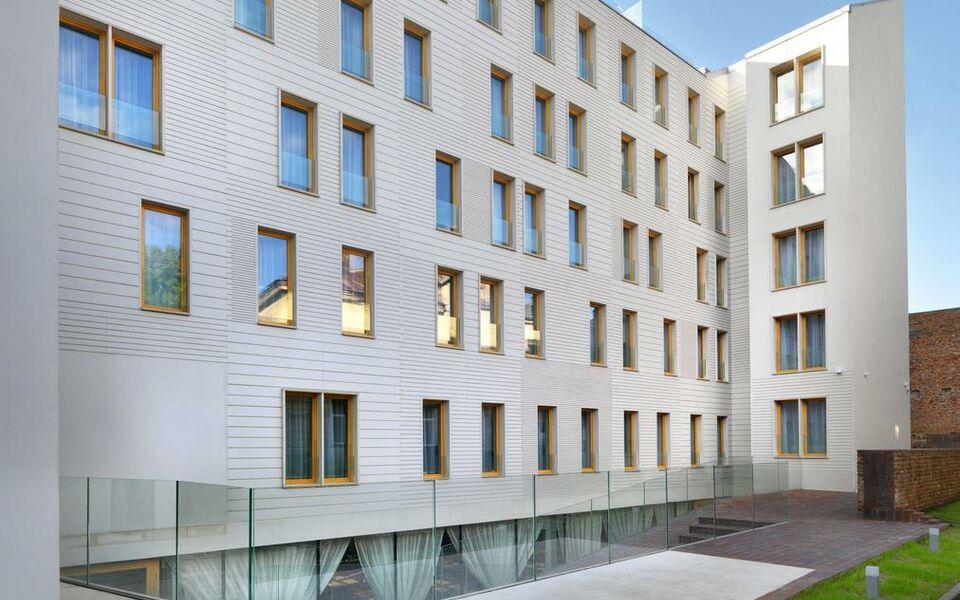 Inx design hotel a design boutique hotel krak w poland for Design hotel krakow