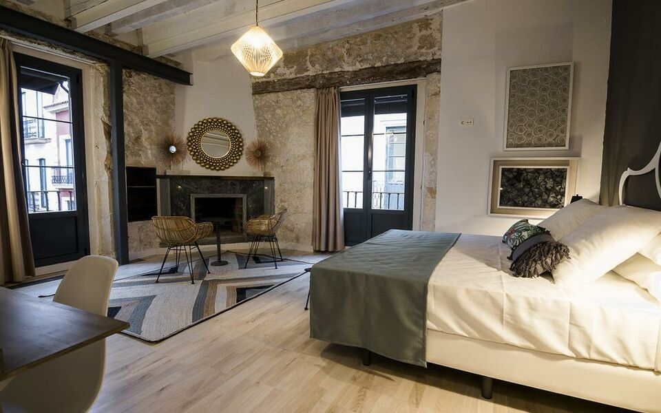Hotel boutique alicante palacete s xvii adults only a for Design boutique hotels venetien