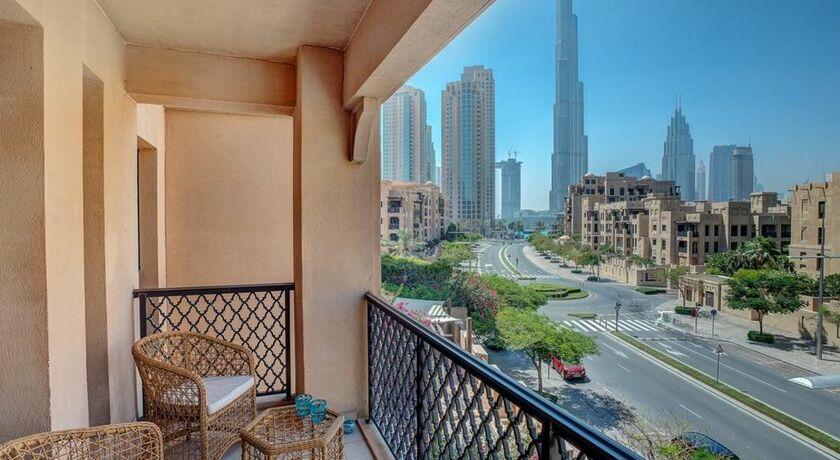 Dream Inn Dubai Apartments Old Town Miska A Design