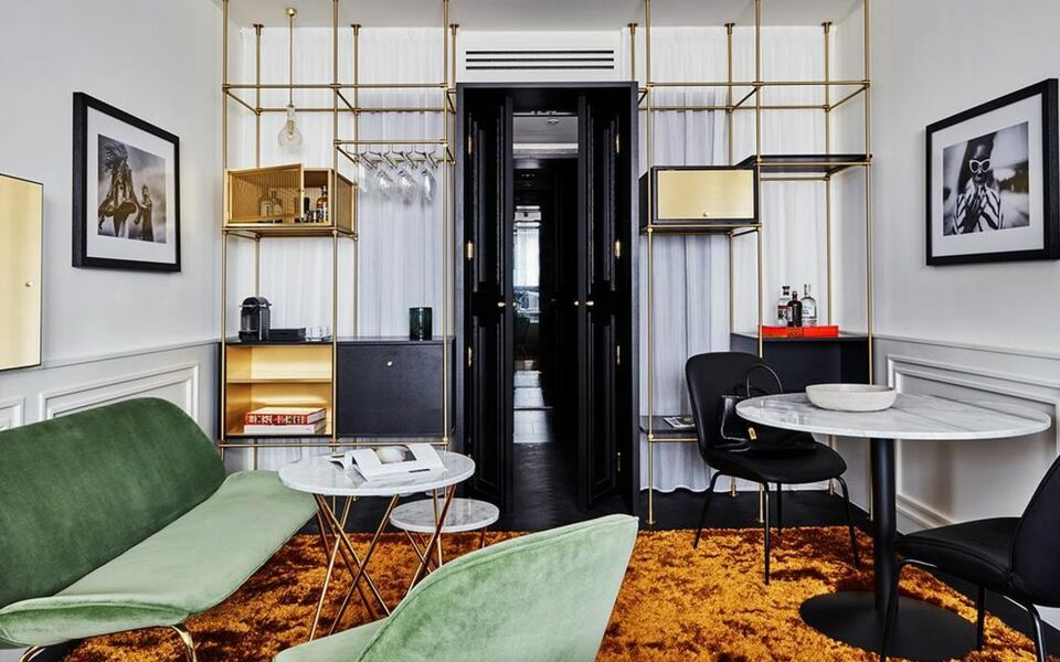 Munchen Hotel Roomers