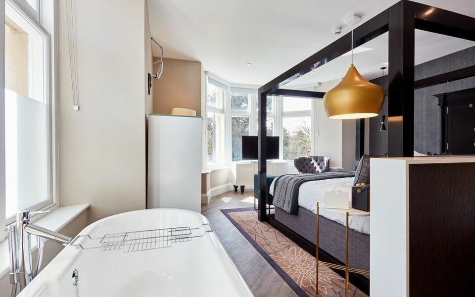 Oddfellows on the park a design boutique hotel cheadle for Ma boutique hotel