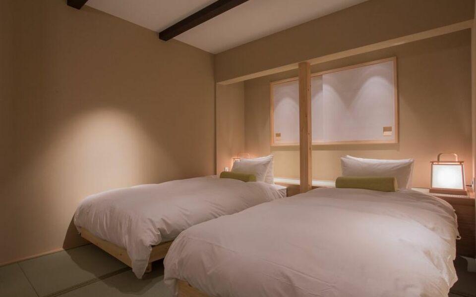 Shirasagi kyoto kyoto japon my boutique hotel for My boutique hotel