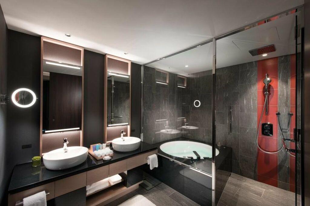 Conrad osaka osaka japon my boutique hotel for Boutique hotel osaka