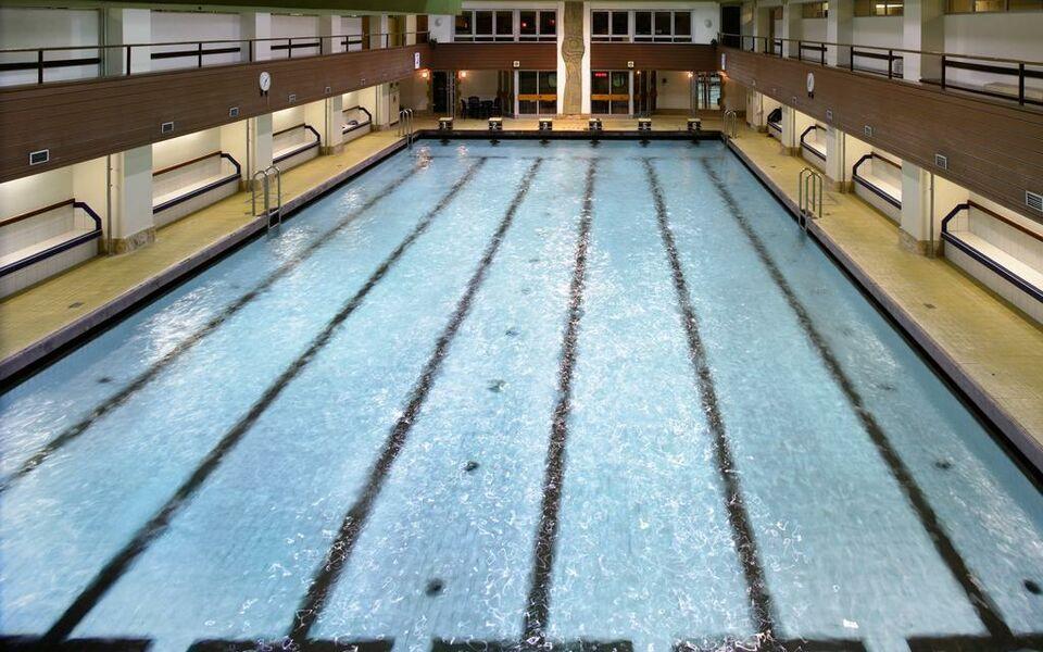 Axa Hotel Prague Swimming Pool