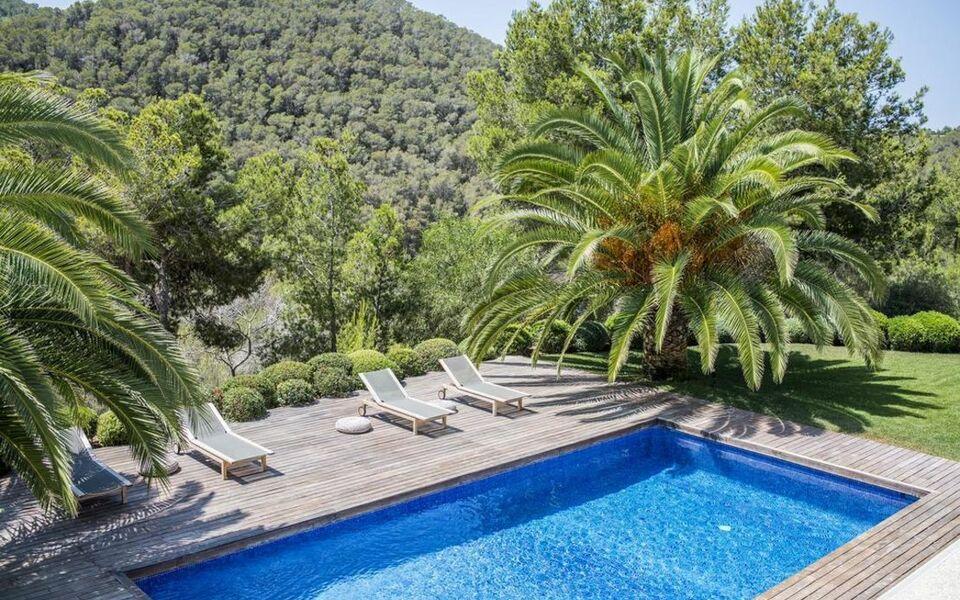 Villa herrera a design boutique hotel ibiza spain for Design boutique hotels ibiza